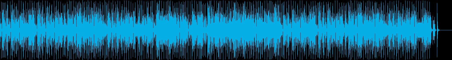 陽気で気取らないジプシージャズの再生済みの波形