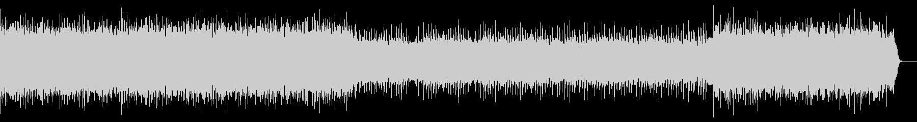 管弦楽組曲第一番 メヌエットの未再生の波形