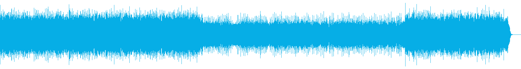 管弦楽組曲第一番 メヌエットの再生済みの波形