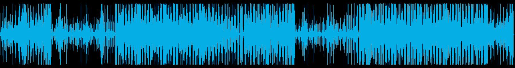 企業VP いやし・チル 17の再生済みの波形