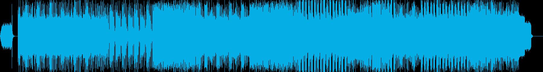 「HR/HM」「DARK系」BGM20の再生済みの波形