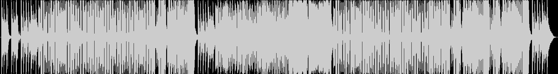 【CMPVアニメ】ワンパク探検可愛い行進の未再生の波形