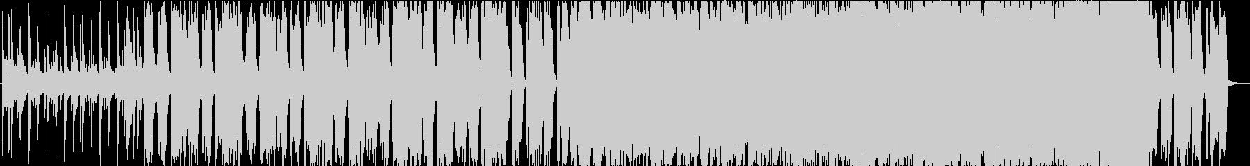 ヘヴィでクールなメタルBGM(短縮版)の未再生の波形