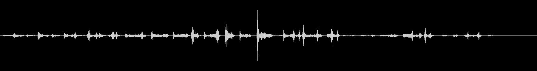犬-グランテ-ブルテリア-アウトドアの未再生の波形
