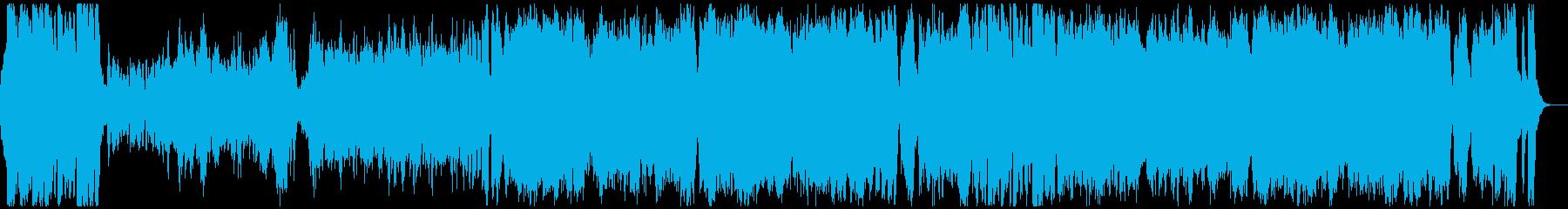 昭和の映画音楽風オーケストラ_typeAの再生済みの波形