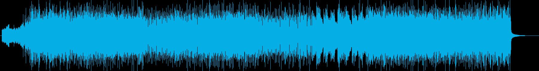 「HR/HM」「DEAD」BGM138の再生済みの波形