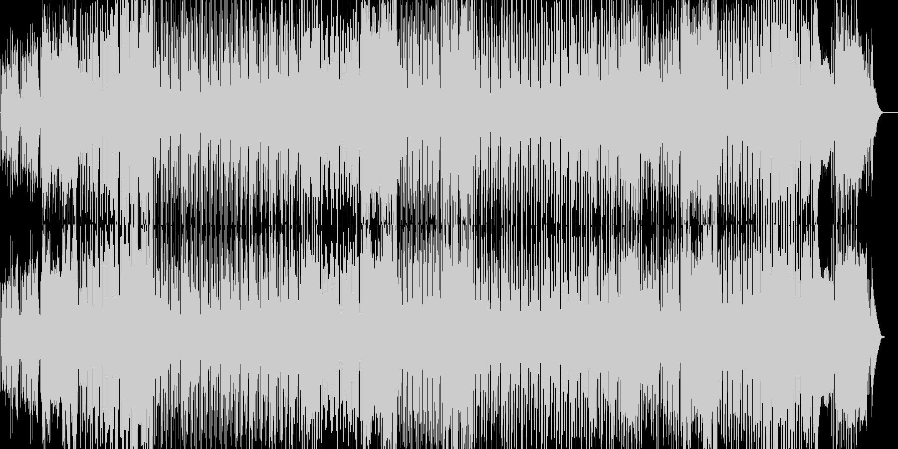 フレンチ/ワルツ/楽しい/軽快/賑やかの未再生の波形
