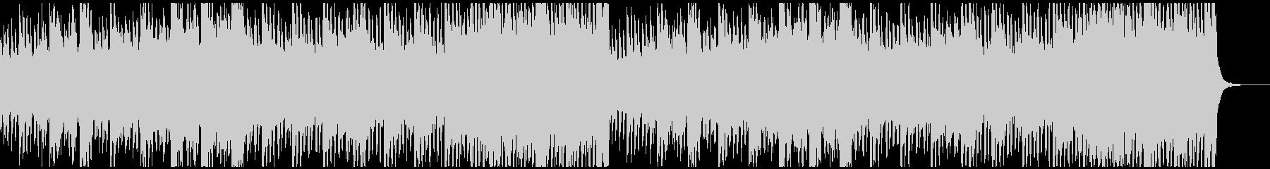 オーケストラ/ピッコロの優しいメロディの未再生の波形