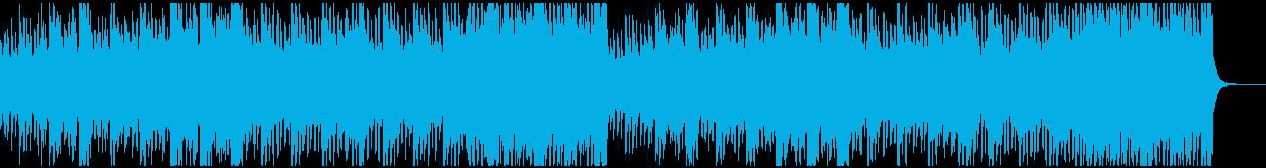 オーケストラ/ピッコロの優しいメロディの再生済みの波形