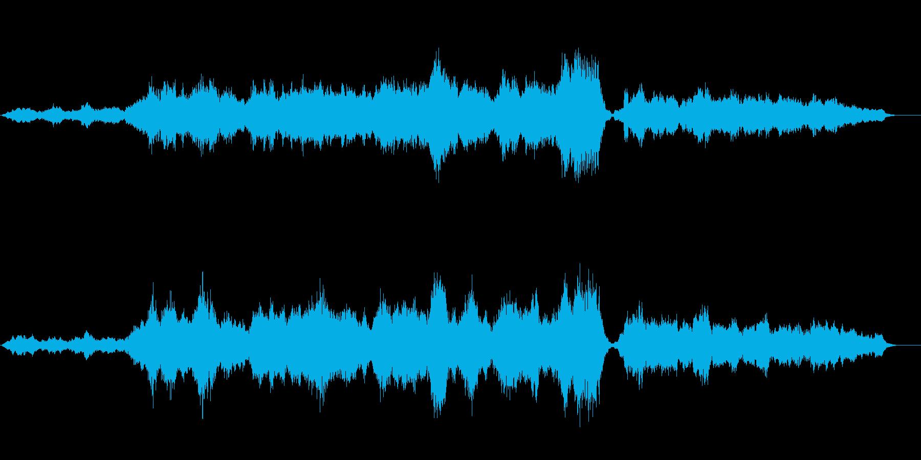 オーボエと弦楽による叙情的で壮大な弦楽詩の再生済みの波形