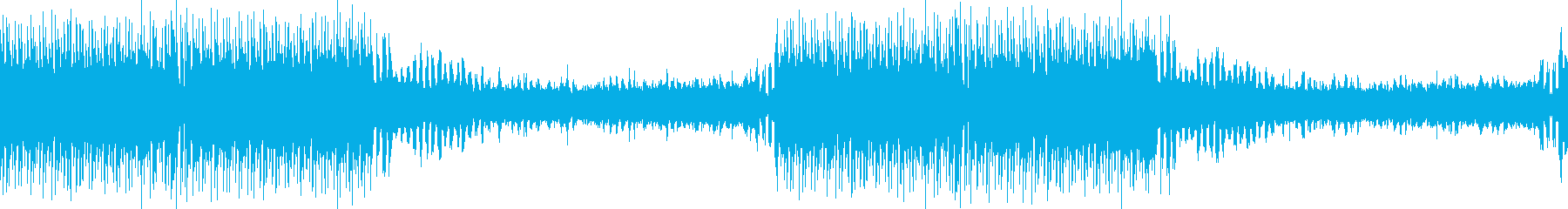 Powerful/Fun/Bright/Sports EDM's reproduced waveform
