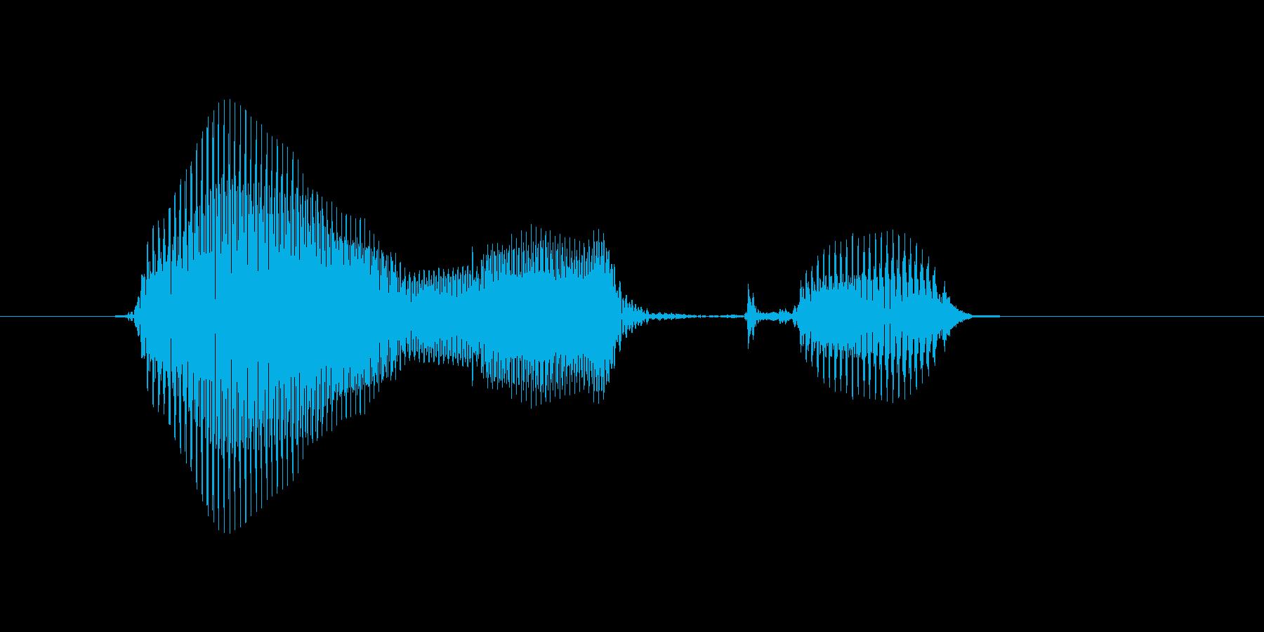 邦楽、方角の再生済みの波形