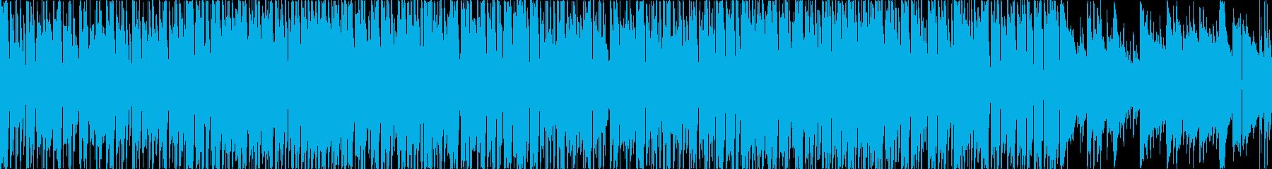 代替案 ポップ ロック ファンク ...の再生済みの波形