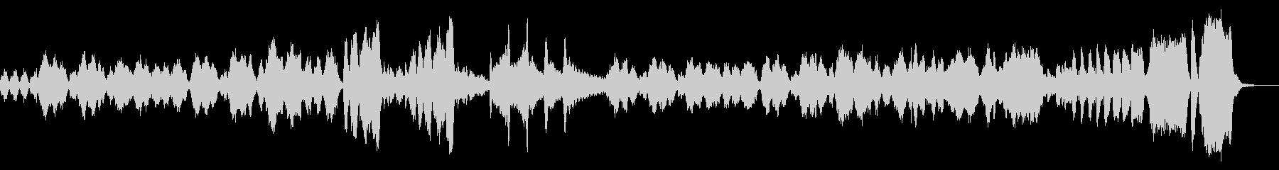 Waltz from Coppelia's unreproduced waveform