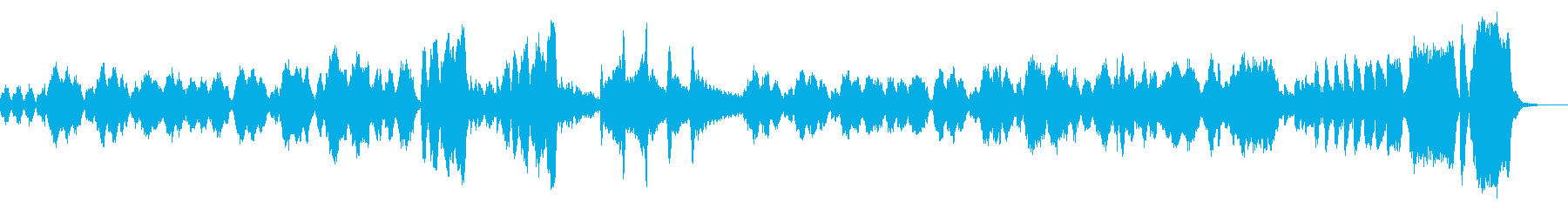 Waltz from Coppelia's reproduced waveform