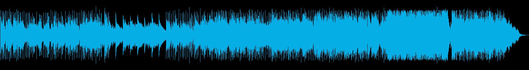 ラウンジ、メロディック。オープニン...の再生済みの波形