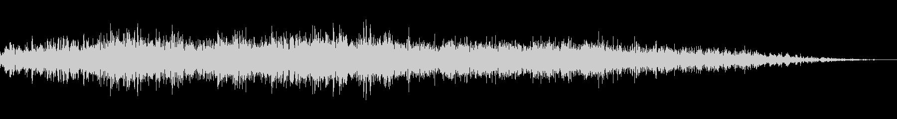 シューッという音EC04_69_2の未再生の波形