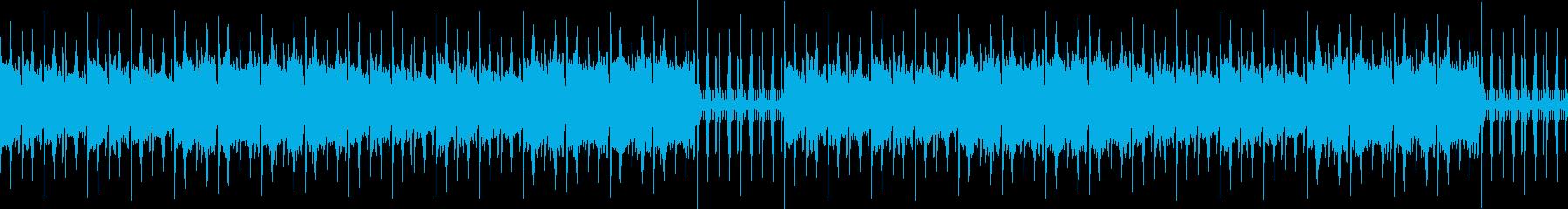 オープニングオーケストラ・爽やか勇壮の再生済みの波形