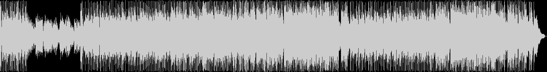 ほのぼのした雰囲気のバラード2の未再生の波形