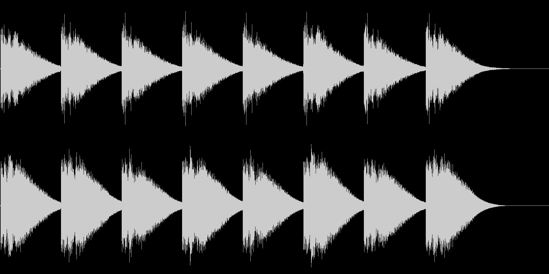 教会の鐘-1-3_delayの未再生の波形