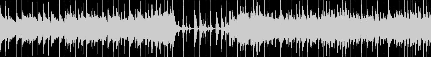 ギター、グロッケンシュピール、ピア...の未再生の波形