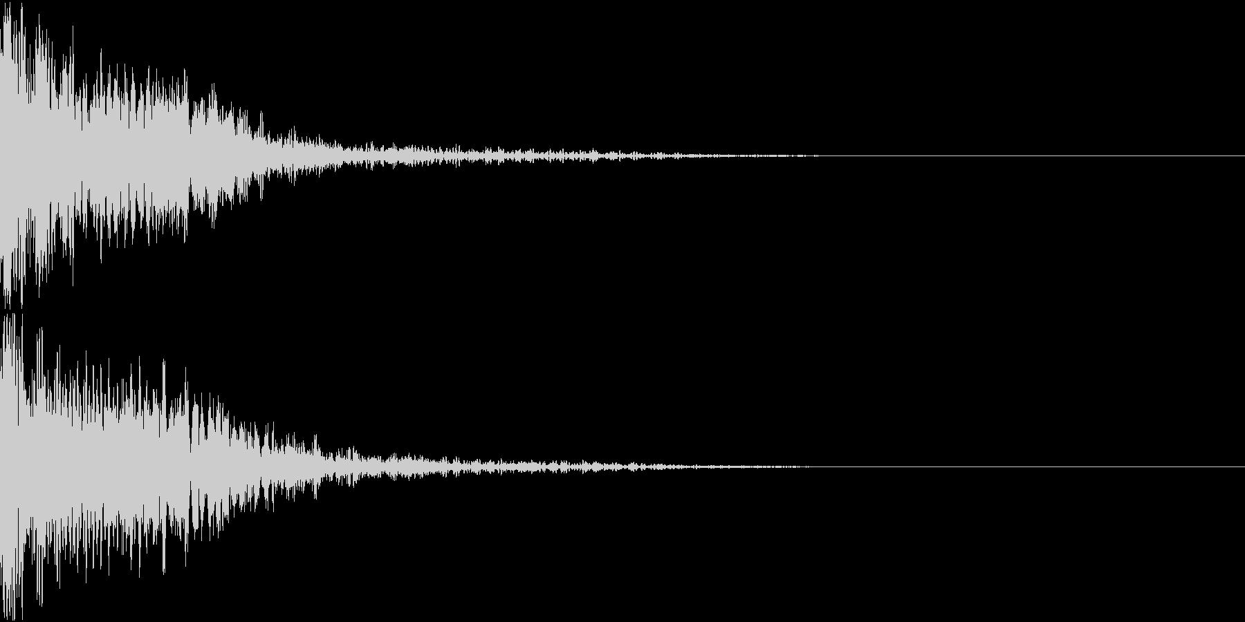 ロボット 合体 ガシーン キュイン 09の未再生の波形