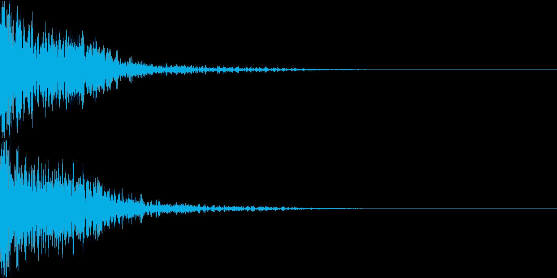 ロボット 合体 ガシーン キュイン 09の再生済みの波形