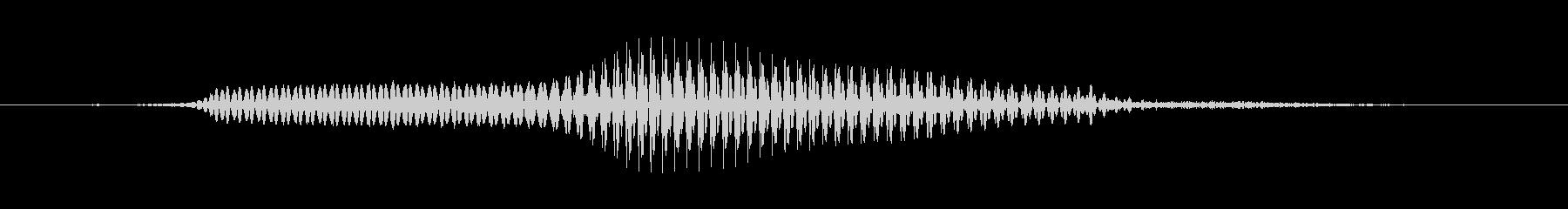 子供の若い男性B:Zの未再生の波形