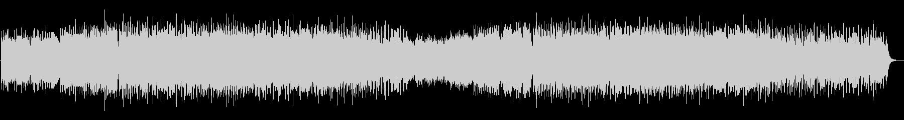 生演奏バイオリンのFuture bassの未再生の波形
