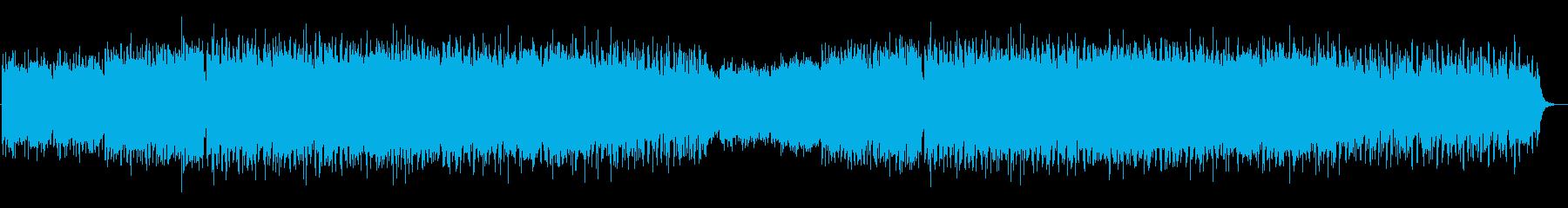 生演奏バイオリンのFuture bassの再生済みの波形