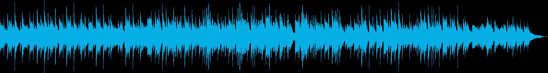 温もりのある癒しピアノ/おやすみBGMの再生済みの波形