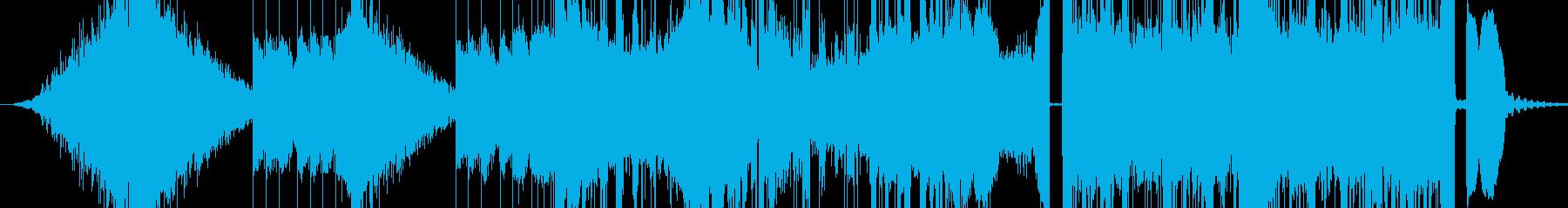 実験的な バトル 焦り テクノロジ...の再生済みの波形