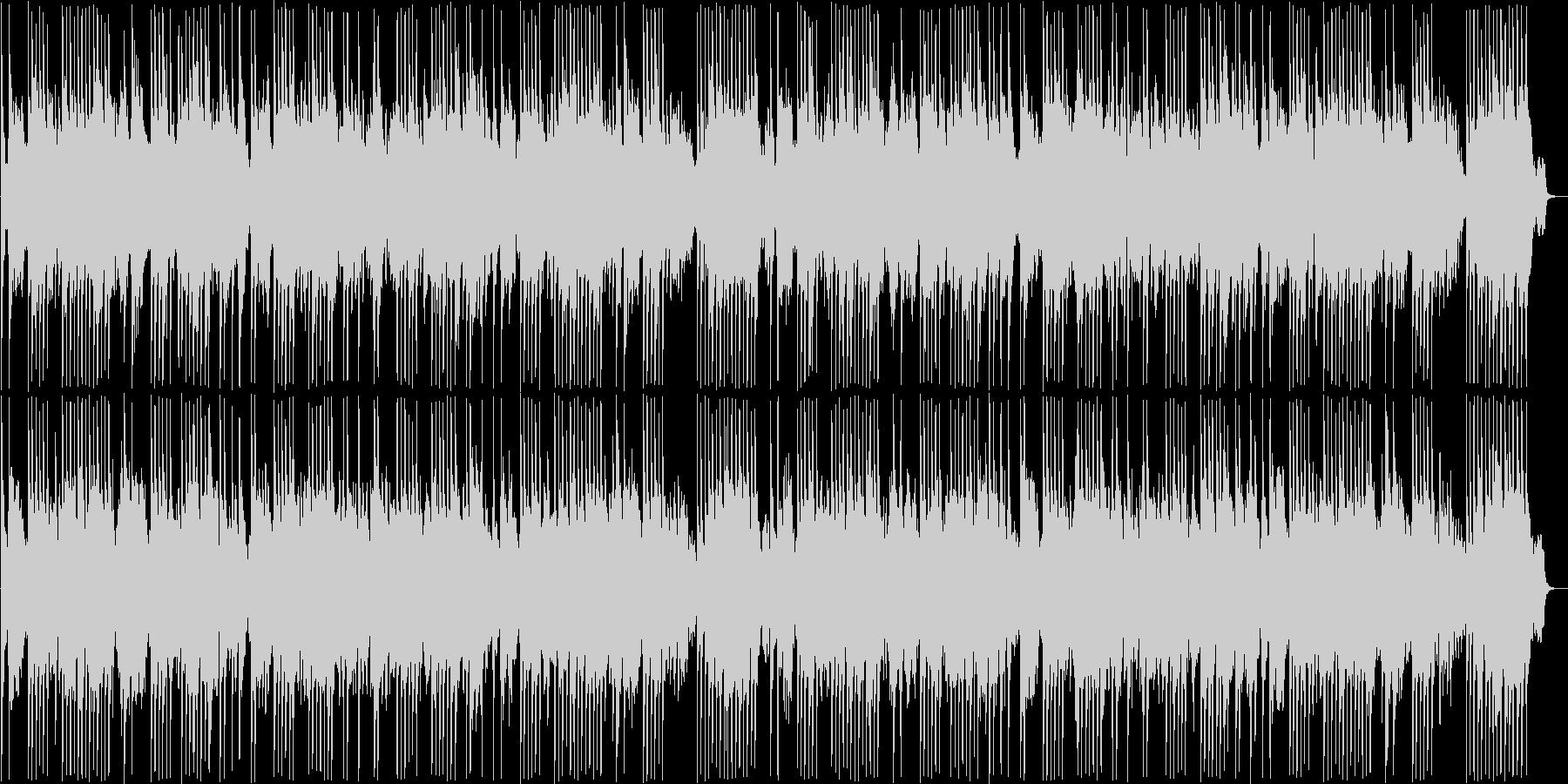トロイメライ / シューマン(和風)の未再生の波形