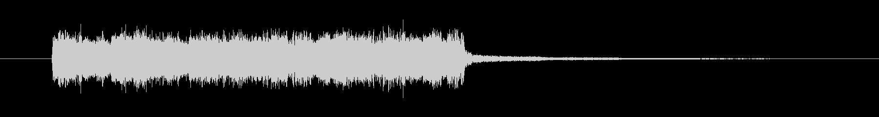 ギターピックスクラッチピキピキ音 氷系…の未再生の波形