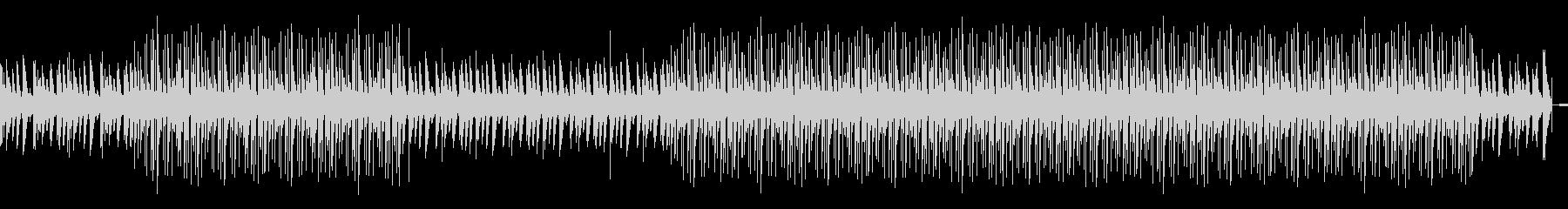 Lo-Fi チルアウト5の未再生の波形