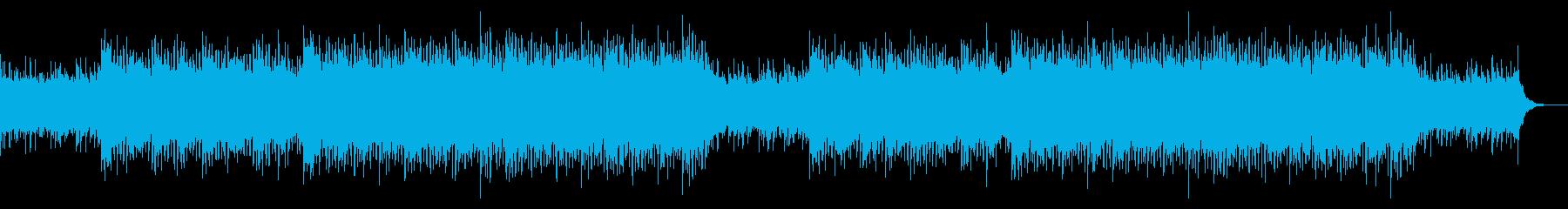 Accomplishmentの再生済みの波形