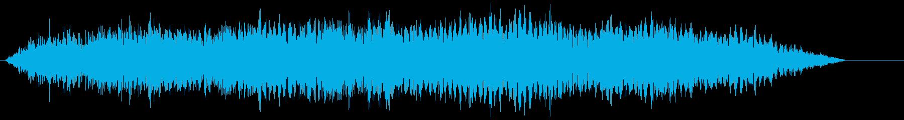 LFEを備えたベッドダークスロッビ...の再生済みの波形