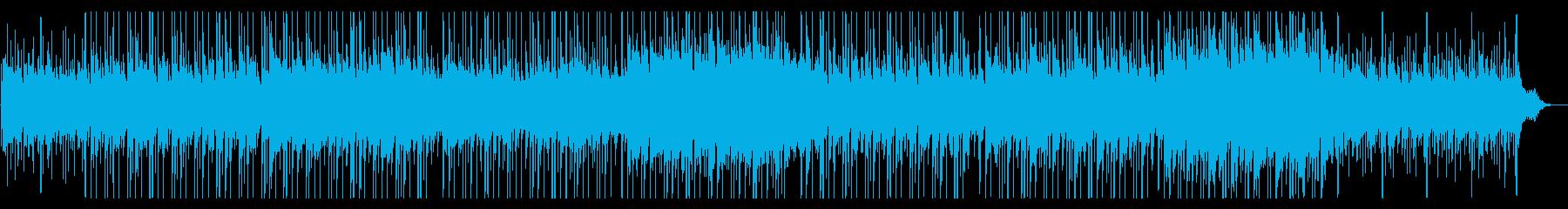 企業VP・CM 感動的なハーモニクスの再生済みの波形