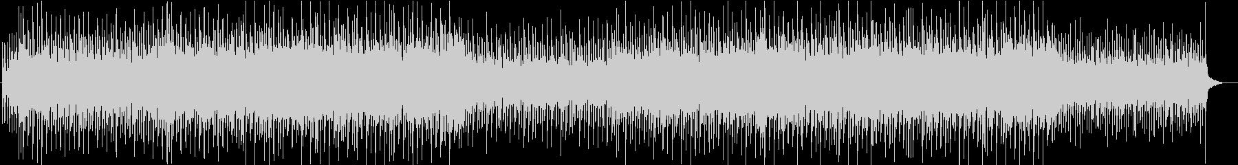 和風な三味線エレクトロの未再生の波形