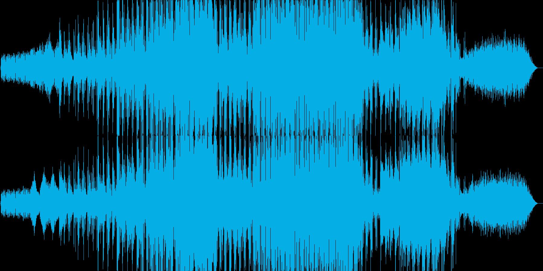 Half Step Aheadの再生済みの波形