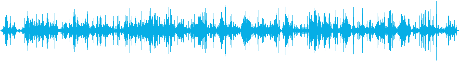 軽度の連続スプラッシュ;ヴィンテー...の再生済みの波形