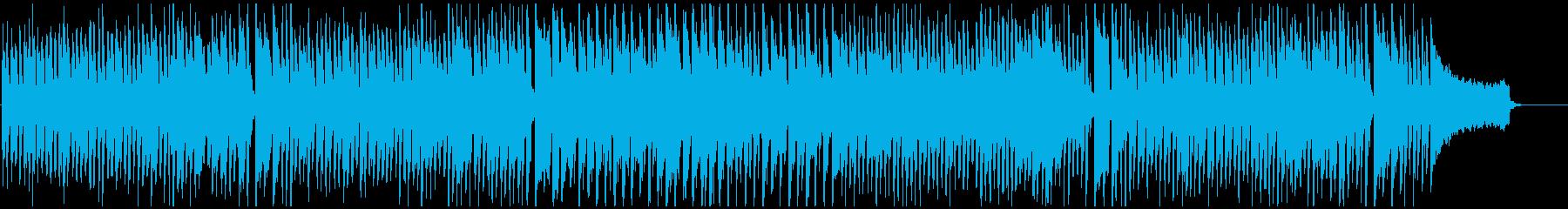 わくわく楽しい元気な遠足系リコーダーの再生済みの波形