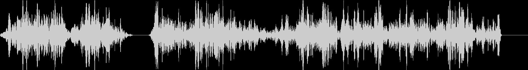 TVFX POPなザッピング音 7の未再生の波形