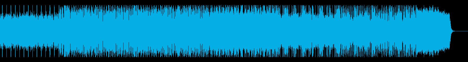 ★シンセブラスが印象的80年代風Rockの再生済みの波形