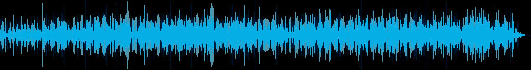 おしゃれに奏でるジャズ・ワルツの再生済みの波形