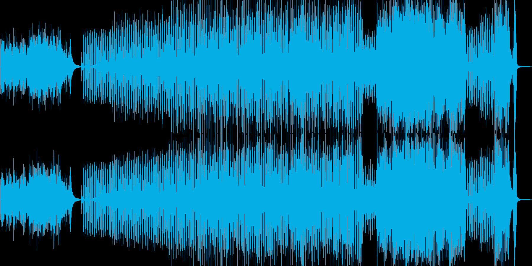 悲しいイントロからムーディに展開…ジャズの再生済みの波形
