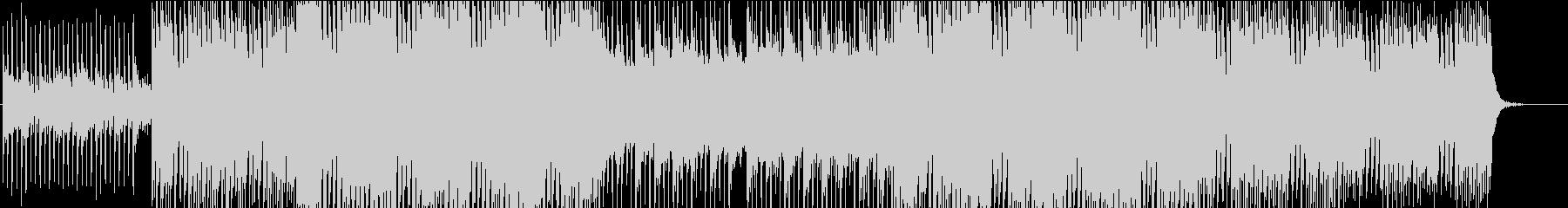 きらきら音色★のメロディックコーポレートの未再生の波形