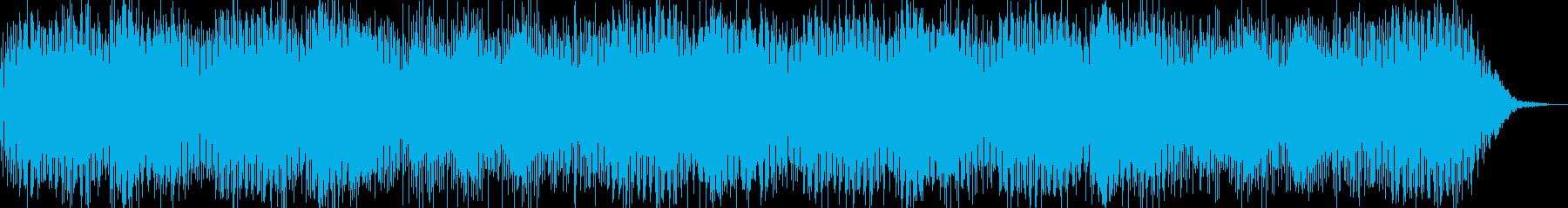 近未来系 実験 科学 化学 教育 理科の再生済みの波形