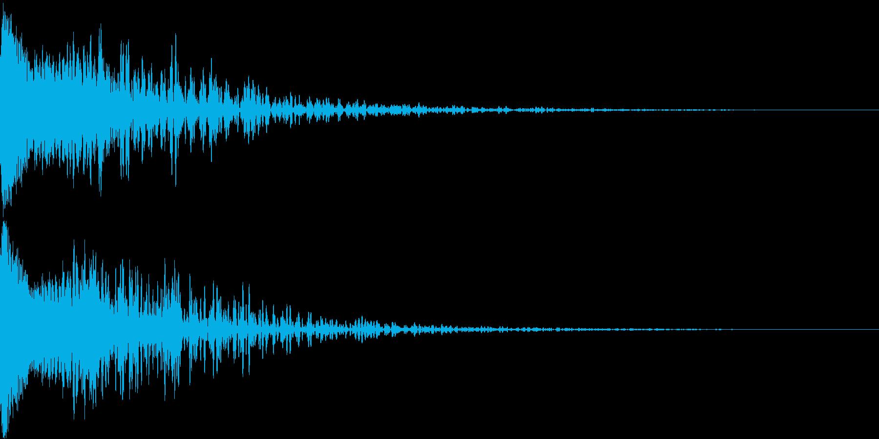 ロボット 合体 ガシーン キュイン 17の再生済みの波形