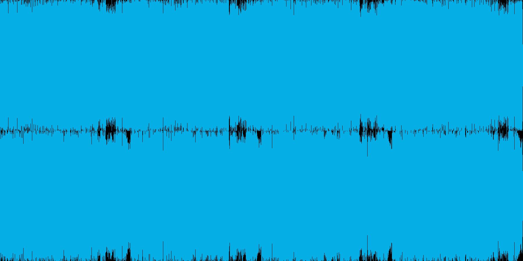 【ギュイーン】パチンコの演出などにの再生済みの波形